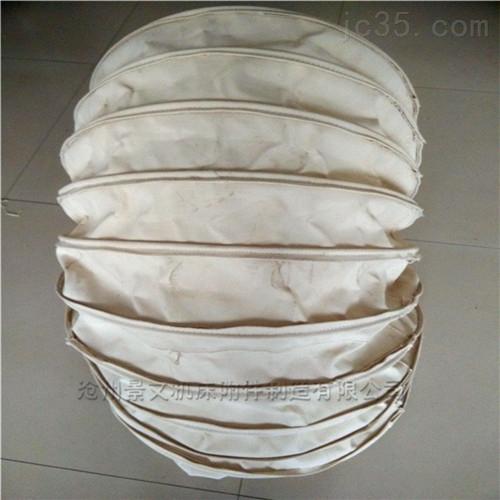 北京耐磨帆布粉尘输送软连接生产商