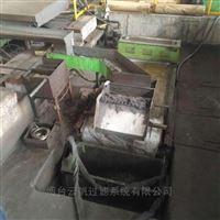 钢铁厂轧辊磨床冷却液过滤水箱改造