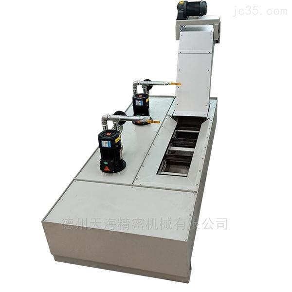 反冲式刮板滚筒排屑机