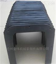 帆布耐磨竞技宝下载方形柔性风琴式防护罩
