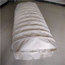 自定山东水泥耐磨帆布输送布袋厂家定做
