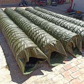 耐磨卸料帆布输送除尘布袋厂家定做