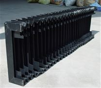 大型龙门铣床风琴式防护罩