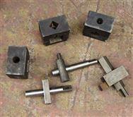 不锈钢液压冲孔机防盗网方管圆管五金模具