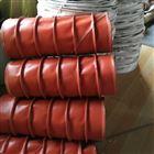 耐负压硅胶布耐温风管报价