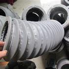 陶瓷纤维布高温排烟通风伸缩软连接