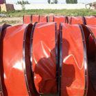 耐酸碱防腐蚀圆形风机软风道