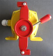 红黄壳体AC380V/5A拉线开关\DLK-SX22