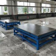 源头工厂实力供应铸铁T型槽平台特价款