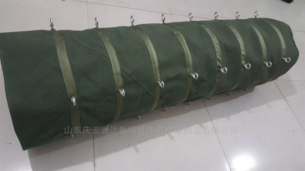 生产厂家-山东硅胶布软连接