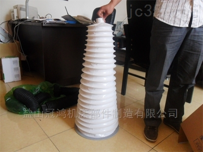 南京圆筒式伸缩护罩厂家