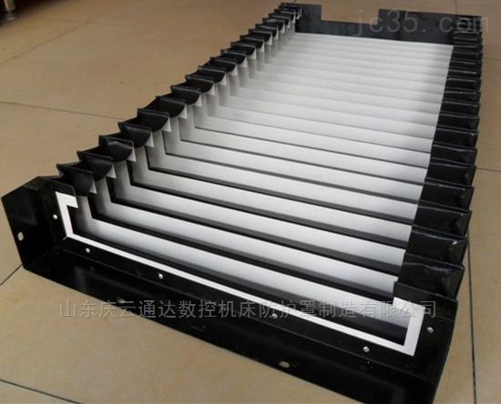 防塵罩-通達公司生產大型風琴式防塵罩