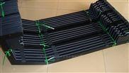 石材切割机防尘罩,柔性风琴式导轨防护罩,导轨风琴罩