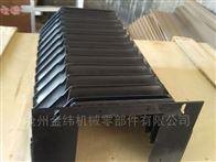 伸缩式风琴帆布耐高温柔性防护罩