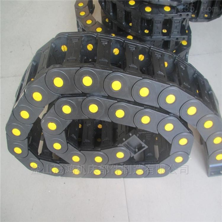 广州塑料工程穿线坦克链厂家