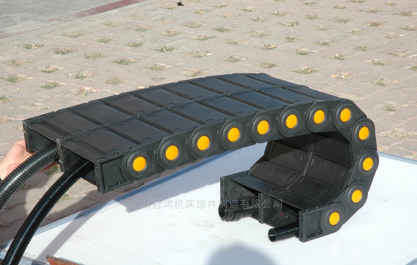 TLK系列工程塑料拖链