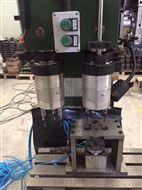 全自动多轴器钻孔攻牙双轴复合机