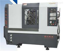 CNC400-E重切削线轨斜床身数控车床(排刀)