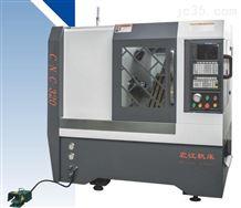 CNC320带尾座线轨斜床身数控机床