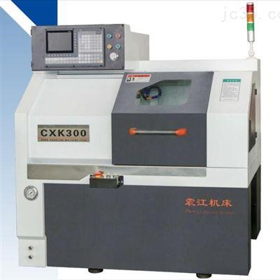 CXK300数控平床身线轨车床