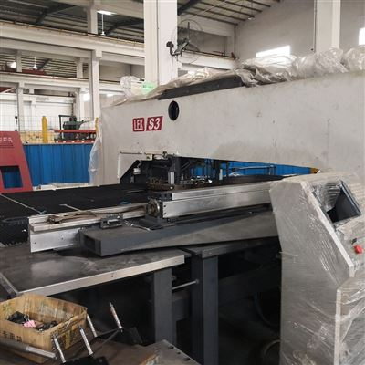S3-122530吨数控转塔冲床 梁发记钢板冲孔机