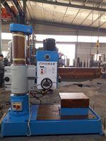Z3040-13B采用液壓方式控制搖臂升降和旋轉