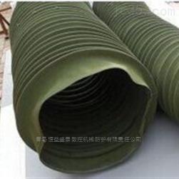 内外袋连接式伸缩布筒用于散装机下料口部位