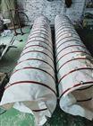 优质吊环式帆布伸缩布袋直接生产厂家
