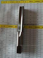 大规格高速钢螺母机用丝锥优惠销售