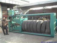 工厂轮胎液压打包※机