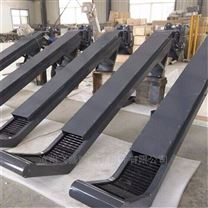 普利森集团立式车床集中煮黑链板式排屑机