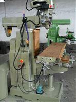 X6332CX6332C炮塔銑床可對絲杠及導軌強制潤滑作用