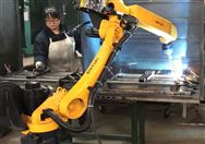 弧焊机械手 管道双工位机器人焊接机