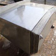 卧式加工中心钢板防护罩生产厂家
