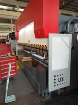 NCP160E-40-自动机械式补偿工作台160吨伺服电液折弯机