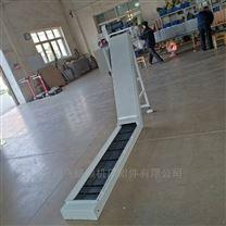 青海重型数控轧辊车床集中链板式排屑机定做