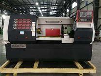 CK6150数控车床 整体床身三档变速 广数系统