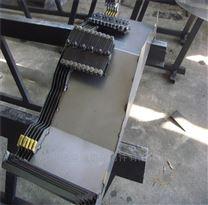 卧式镗床钢板防护罩厂家保质量免费上门测量