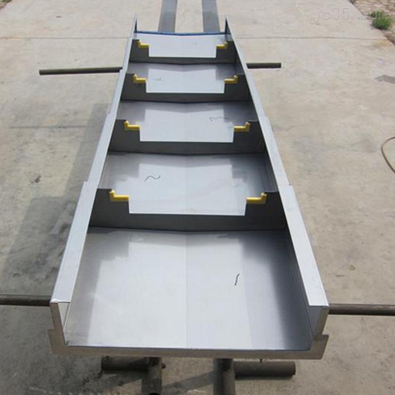 伸缩式钢板防护罩价格