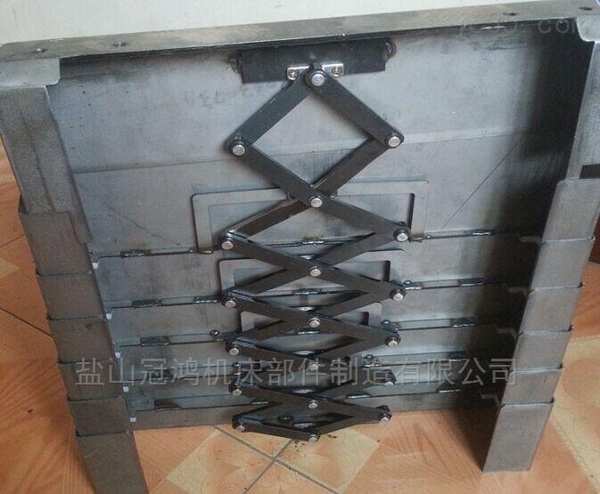 北京一机714钢板式伸缩护罩厂家
