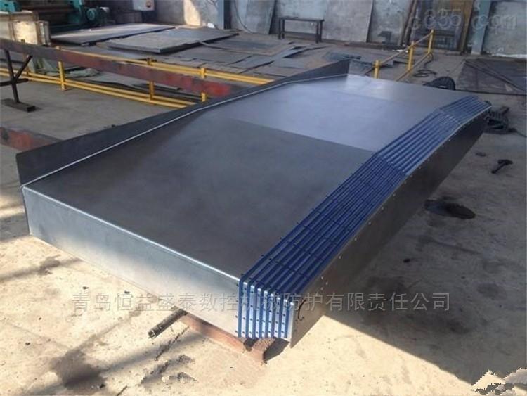 高速Z轴导轨拉筋钢板防护罩生产厂家