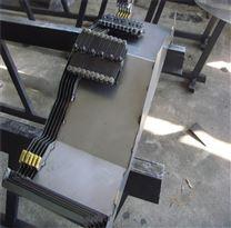 天水星火机床CK84160钢板防护罩飞盛顺生产
