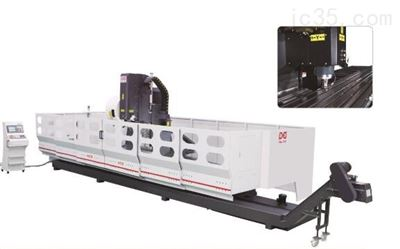 HCB系列德力重型型材加工中心