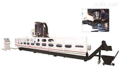 HCZ系列德力重型型材加工中心