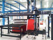 数控四辊卷板机生产线