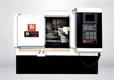 YM-40平床身数控车床