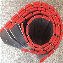 定制钻床立柱铝裙帘防护罩