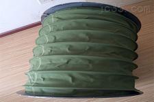 自定-阻燃耐磨绿色高温软连接