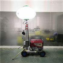 球形全方位移动工作灯 道路施工应急月球灯
