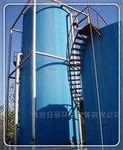 四平市日处理1500立方造纸污水设备